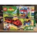 [熊樂家]全新 LEGO Duplo 樂高 10874 得寶系列 蒸汽列車