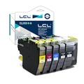 LCL Compatible Ink Cartridge Replacement for Brother LC3029 XXL LC3029BK LC3029C LC3029M LC3029Y MFC-J5830DW J5830DWXL J5930DW J6535DW J6535DWXL J6935DW (5-Pack 2Black Cyan Magenta Yellow)