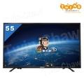 【禾聯HERAN】55吋4K 智慧聯網 LED液晶顯示器/電視-視訊盒(HC-55J2HDR-MI5-C01)