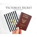 กระเป๋า ปกพาสปอร์ต Victoria's Secret Passport Covers แบบพับ