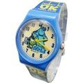 【迪士尼】怪獸大學手錶-拍檔藍(MU-4013)