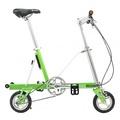 CarryMe STD 8吋單速折疊小輪車 (綠)