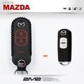 【2M2鑰匙皮套 】CX3 CX5 CX9 MAZDA3 MAZDA6 馬自達汽車 智慧型晶片鑰匙保護包