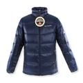 美國百分百【全新真品】Columbia 外套 哥倫比亞 羽絨 發熱 OMNI-HEAT 保暖 深藍 S號 F798
