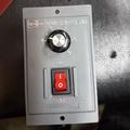 《東和電機》直流/dc/馬達調速器 100w 入電Ac110v  出電原廠預設DC24V