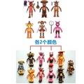 🔥㊣🔥玩具熊的五午夜后宫的游戏周边手办5款拼装积木玩偶模型公仔玩具