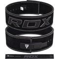 [現貨]【RDX】10mm牛皮快扣腰帶 健身腰帶