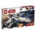 Lego星球大戰X翅膀·明星戰士75218 LEGO星球大戰智育玩具 Game And Hobby Kenbill