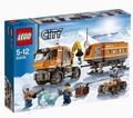 LEGO City 60035 Arctic Outpost Building Toy New in Box Sealed