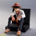 (琦奇)海賊王手辦寫真家造型師坐姿沙發女帝路飛二次元動漫手辦抖音同款