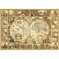【P2 拼圖】古世界全圖夜光拼圖1600片 HM1600-004