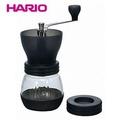 【沐湛咖啡】日本原裝 Hario 陶瓷刀盤 手搖磨豆機MSCS-2TB 新款 附防跳豆矽膠蓋 現貨 限時特價
