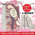 ★ 4BOXES TREMELLA DX ★ Tremella Dx 日本排毒酵素 Japan Enzyme Drink * Wholesale contact Seller