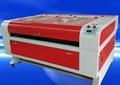 60*90 20mm雷射激光雕刻切割機 壓克力雙色板木板竹簡皮革布料無紡布航模廠家