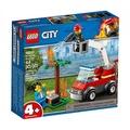樂高積木LEGO《 LT60212 》2019年City Fire 城市系列 - 烤肉架火災