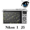 D&A Nikon 1 J5 相機專用日本9抗藍光疏油疏水增豔螢幕貼