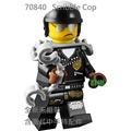 【群樂】LEGO 70840 人偶 Scribble Cop 現貨不用等