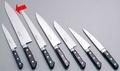 免運費的菜刀、小刀堺實光INOX系列菜刀牛刀(雙刃)24cm(7-0291-0903) KYOEI Melamine plates