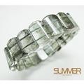 SUMMER寶石  天然綠幽靈手排《54g》(TF-14)