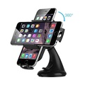 Car Mount, EC Technology Car Holder Windshield Dashboard Universal Car Cradle for iPhone 7 GPS iPhone 6 Plus 5s 5c 4s Samsung Galaxy S6 S6 Edge S5 S4 S3 Note 4 3 etc - intl