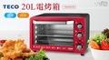 TECO東元 20L電烤箱YB2001CB