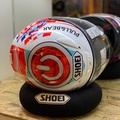 SHOEI Z7 marqz power up 電源帽 up up
