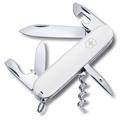 VICTORINOX 瑞士維氏勇武者12用瑞士刀-白 13603.7
