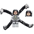 LegoQueen 正版 Lego 6873 超級英雄 蜘蛛人 八爪博士 Doc Ock