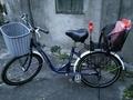 二手自行車庫   Lepps淑女車含兒童安全椅