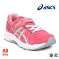 【asics亞瑟士】兒童款慢跑鞋GEL-CONTEND 5 PS -粉色(1014A048701)全方位跑步概念館