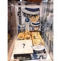 【預購】大阪環球影城限定 名偵探柯南 怪盜基德 名言 鐵盒