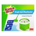 3M Scotch-Brite Single Spin Mop Bucket Set