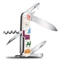 VICTORINOX 瑞士維氏限量15用台灣地標瑞士刀 V000143