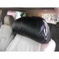 【★優洛帕-汽車用品★】3D護頸系列-超柔軟皮製大頭枕 車用舒適 頭頸枕 護頸枕 3023-三色選擇