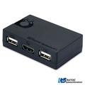 RATOC KVM切換器 【REX-230UH】 2-Port HDMI USB 新風尚潮流