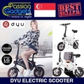 ★LTA Approved 100% Authentic★Authorized Seller DYU Electric Scooter Mini Bike fiido tempo