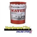 Nippon Paint Matex Emulsion 20L - 1154 Porcelain [1154 Matex 20L]