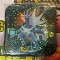第13彈 Z3 四星 帝牙盧卡 神奇寶貝 Tretta 卡匣