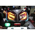 【貝爾摩托車精品店】火鳥尾燈 BWSR 尾燈 BWSR 後方向燈 BWSR 後尾燈 BWSR LED尾燈 3D導光尾燈