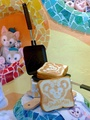 X射線【C211001】日本東京迪士尼代購- 冬季限定 達菲Duffy吐司煎盤,壓模器/製作器/做餐模具/廚具/烤盤/吐司壓模/煎餅盤