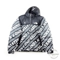 【Aiguines】The North Face X MMJ Mastermind TNF 黑標 UE 聯名款 羽絨外套