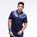 《Slazenger》高彈力抗紫外線吸濕排汗網球短衫/526044