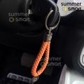 賓士 汽車百貨 smart小車配件  09-18款新Smart汽車鑰匙扣 斯瑪特專用汽車鑰匙掛飾 BV鑰匙掛件