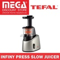 Tefal Zc255B65 Infiny Press Slow Juicer