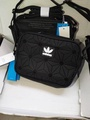 Adidas 3D reel-to-reel backpack X issey miyake, single-shoulder bag AY5909