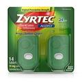 Zyrtec Zyrtec 24 Hour Allergy Relief Tablets, 10 mg Cetirizine HCl Antihistamine Allergy Medicine, 1