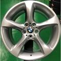 林口輪胎批發-優質中古鋁圈-BMW原廠E90-E92系列可安裝-19吋鋁圈--粉體烤漆商品(德國BBS代工製造)