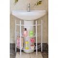 【ikloo】 洗手台收納架/水槽下收納架-特價