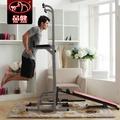 小木屋-品健引體向上家用 室內健身器材單雙杠單杠 引體向上器單桿訓練器
