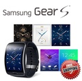 Samsung Galaxy Gear S  USED Sm-r750 Smart Watch Wearable Device (Black/White) Produced in Korea